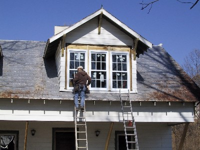 04 4 New Dormer Windows In House